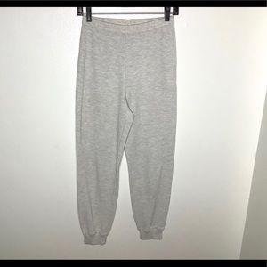 < Victoria Secret Thermal Pajama Pants >